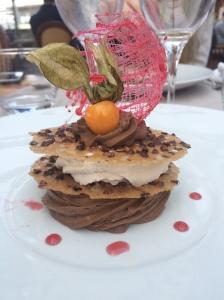 Dessert - Duo chocolat & cerises