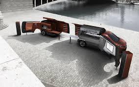 Concept Food truck Peugeot